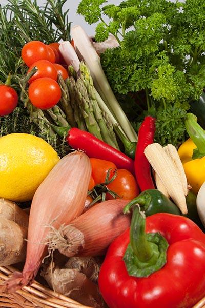 The Gourmet Vegetable Platter