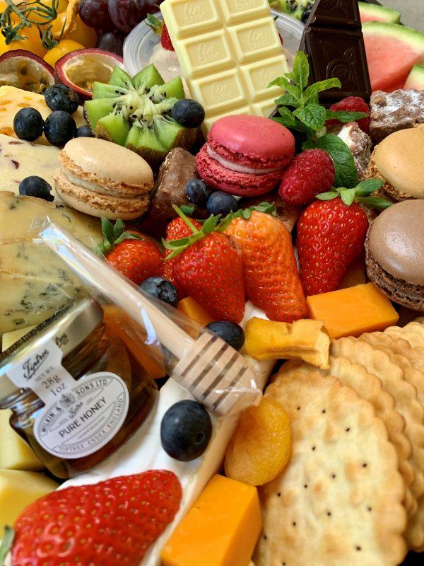 Sweet & Savoury Grazing Platter