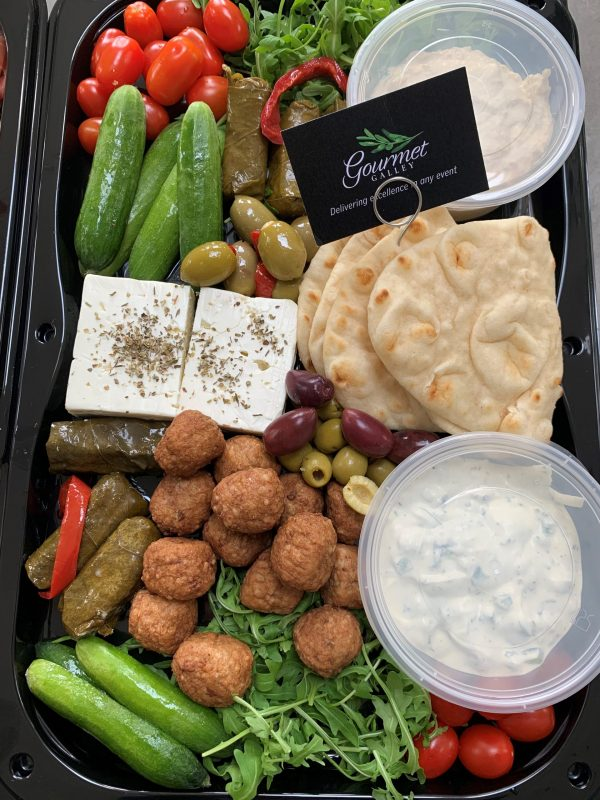 Greek Meze Platter photo's 3