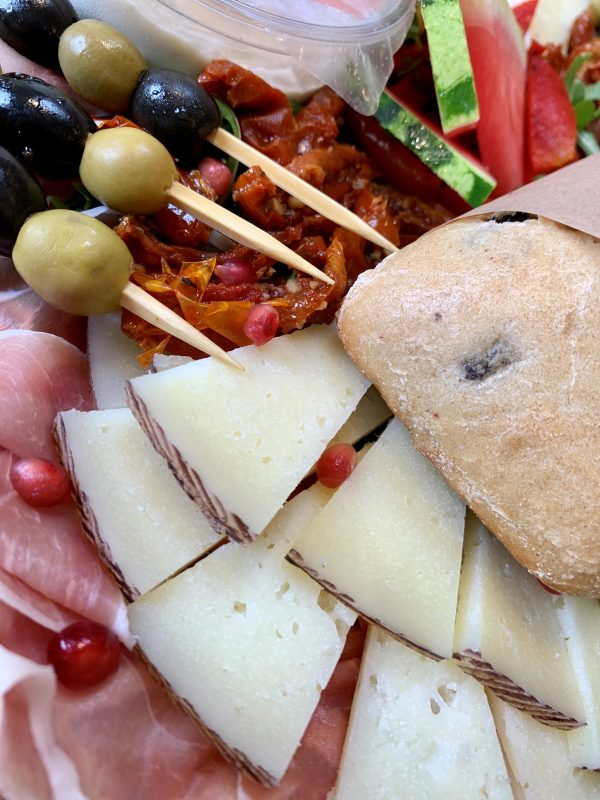 The Italian Antipasto Platter 1