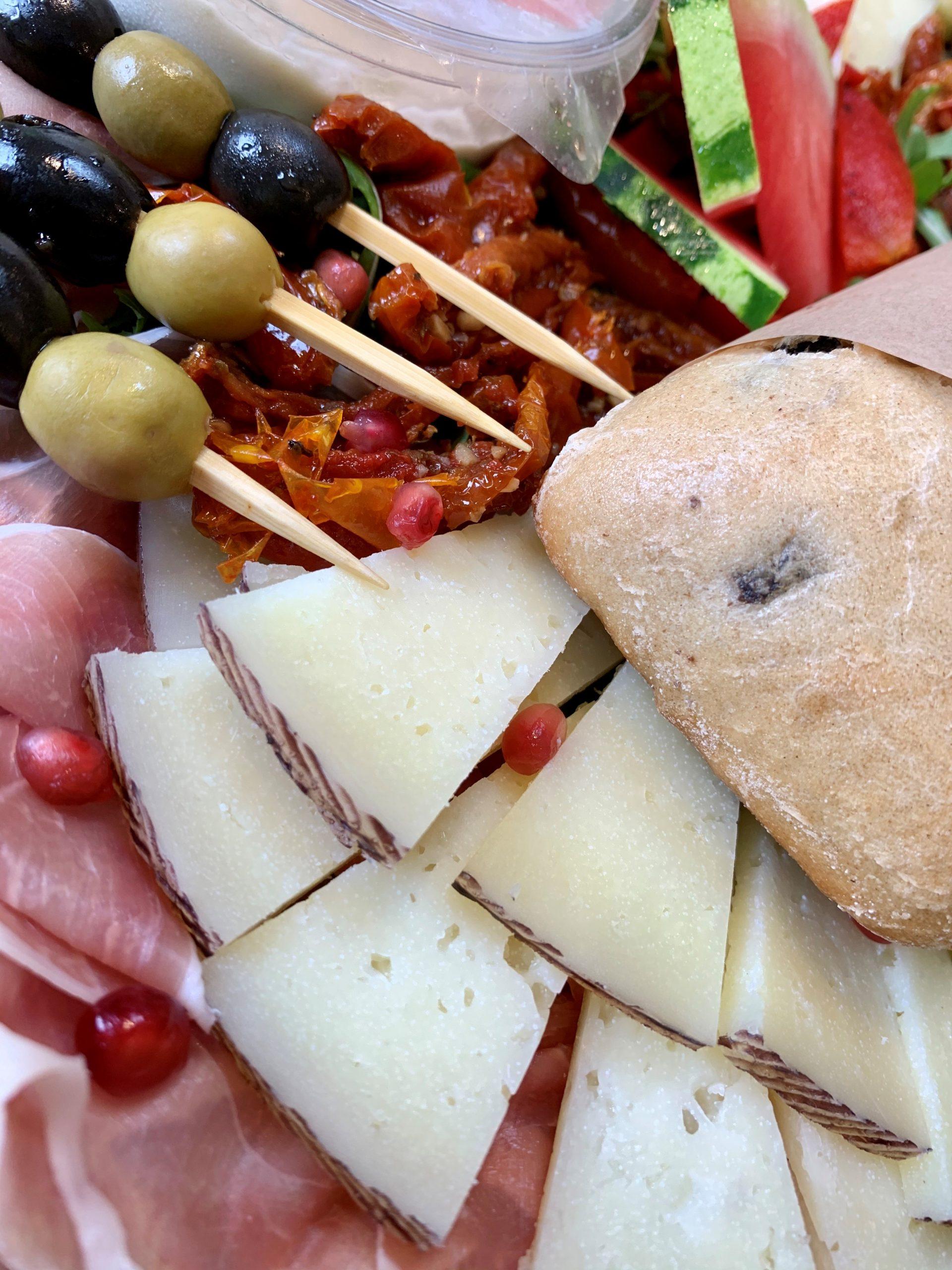The Italian Antipasto Platter Order Now