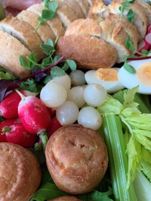 The English Ploughman's Platter 1