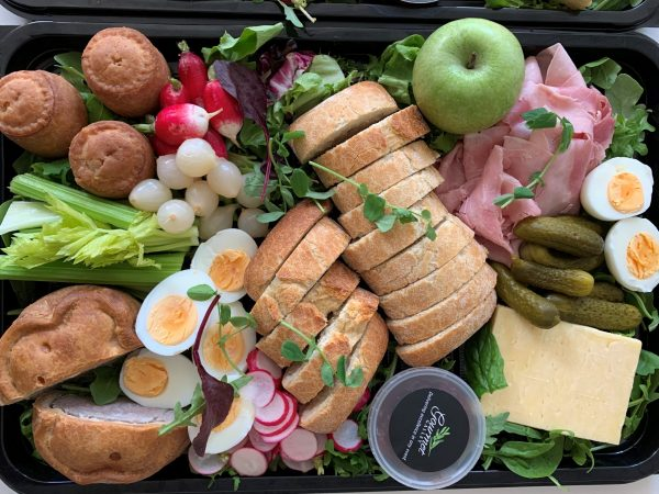 The English Ploughman's Platter