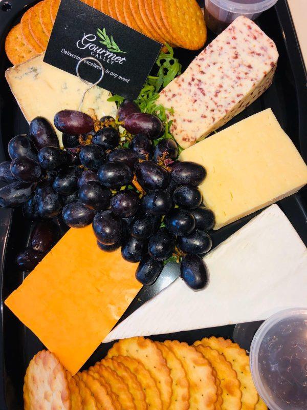 The Gourmet Cheese Platter 1