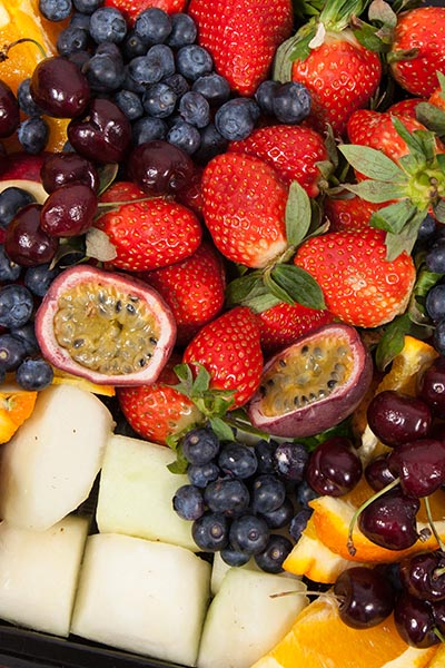 The Gourmet Fresh Fruit Platter