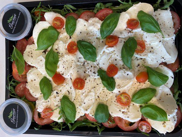 Tomato, Mozzarella & Basil Sharing Salad