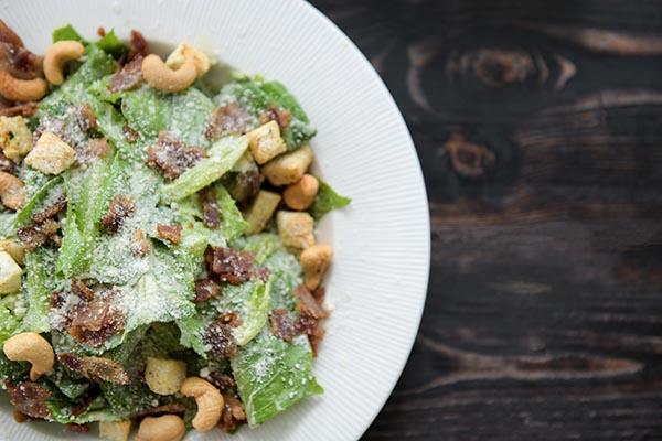 Caesar Sharing Salad 1