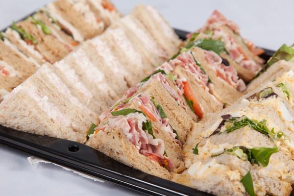Classic Mixed Sandwich Platter