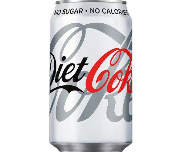 diet coke 330