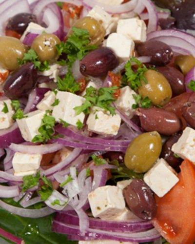 Gourmet Greek Sharing Salad