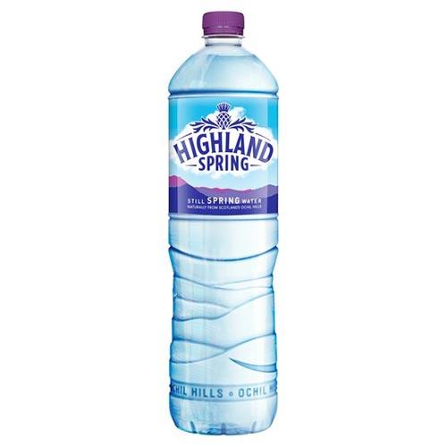 Highland Spring Still Spring Water 1.5 Litre