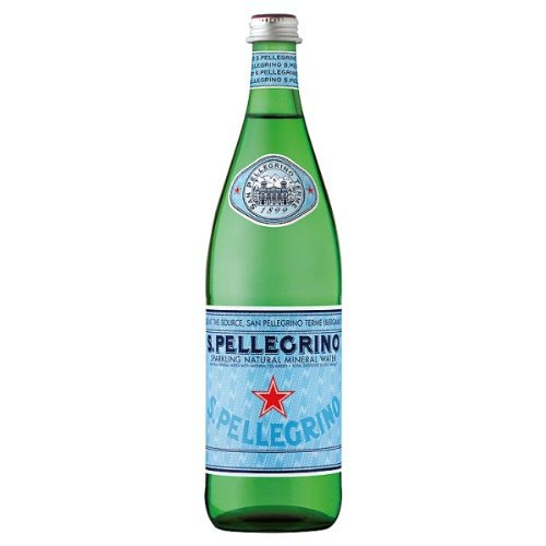San Pellegrino Sparking mineral water 750ml