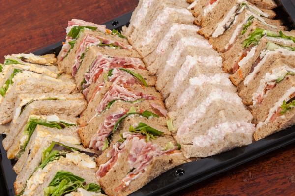 Vegan / Plant Based Sandwich Platter