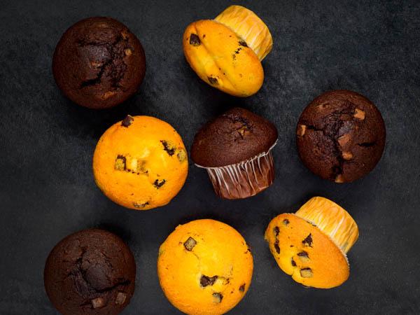 Mix Muffin Platter