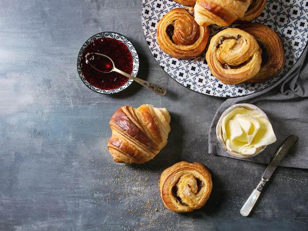 Danish Pastry Platter 1