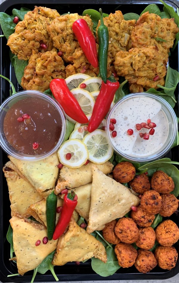 The Indian Sharing Platter