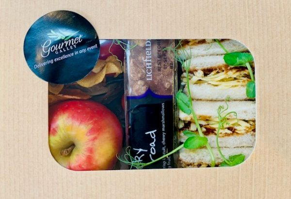 The Individual Sandwich Box