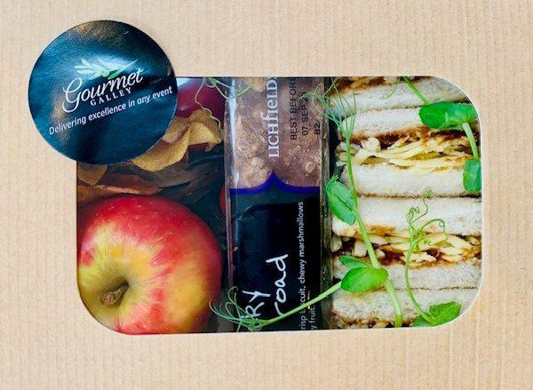 The Individual Sandwich Box